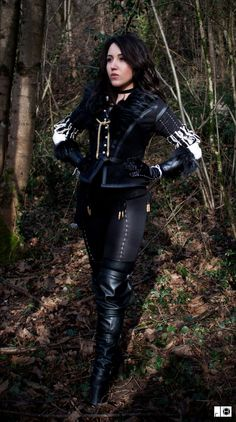 The Witcher 3 yennefer Cosplay costume (4) – Cosplays