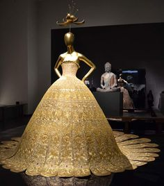 China: Through The Looking Glass Exhibition in Metropolitan Museum Of Art