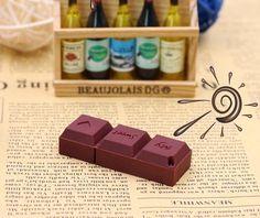 %100% real capacity chocolate  USB flash pen drive 8gb 16gb 32gb  USB Stick memory Pendrive U Disk creative Gift KS912usb stick