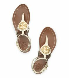 Tory Burch Leticia Flat Thong Sandal : Women's View All | Tory Burch