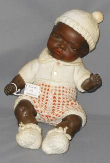 German antique baby doll