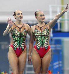 103 Best Swim Costume Images Swimming Costume Synchronized