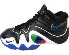 "Nike Zoom Uptempo V ""Rainbow"" Pack"