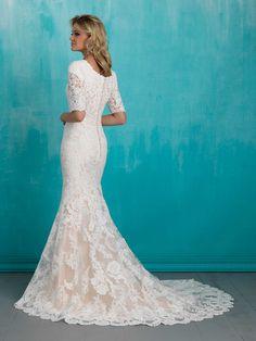 Allure Bridals: Style: M551