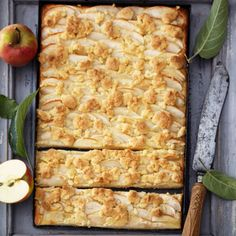 Apfel-Streusel-Datschi Bread, Sweet, Low Carb, Cakes, Simple Cakes, Pies, Best Apple Pie, Candy, Cake Makers