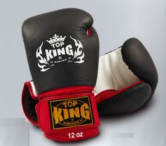 Boxerské rukavice Top King Ultimate #http://pinterest.com/savate1/boards/ Boxing gloves for fighters and training