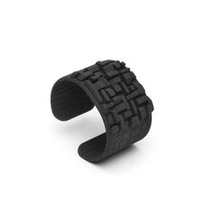 City Bracelet 3D Printed by .bijouets | Designed by Selvaggia Armani