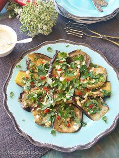 Lemon Tahini Sauce, Vegetarian Recipes, Cooking Recipes, Avocado Toast, Vegetable Pizza, Eggplants, Vegetables, Breakfast, Junk Food