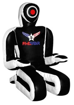Five-Stars MMA Brazilian Grappling Submission Dummy In Synthetic Leather…