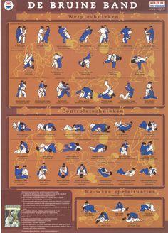 Judotechnieken | Paul Thomas