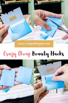 5 Crazy Cheap Beauty Tricks That Will Save You a Lot - Midget Fidgets Beauty Tricks, Save Yourself, Eye Makeup, Hacks, Skin Care, Blog, Makeup Eyes, Beauty Hacks, Skincare Routine