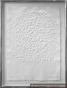 Rotation, Günther Uecker