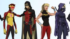 Young Justice Season 3 Character Designs Revealed - IGN News It was abruptly cancelled back in 2013 but the beloved animated series Young Justice has beat the odds and come back from the dead with a Season 3 now in the works. Called Young Justice: Outsiders the continued adventures of the young DC heroes team will debut in 2018 exclusively on a new DC-focused digital service. And at Comic-Con today new character designs were revealed for S3 and a new character was announced to be joining the…
