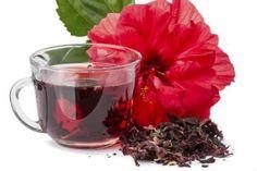 Chá de hibisco: a bebida que combate a gordura da barriga e quadris