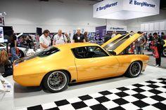 575HP Mast Motorsports 416ci LS3-powered '71 Camaro SEMA2014