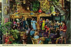 John Hinde postcards of Butlins