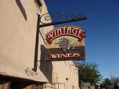 Vintage Wines in La Mesilla New Mexico