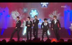 TVXQ - Wrong Number, 동방신기 - 롱 넘버, Music Core 20081206