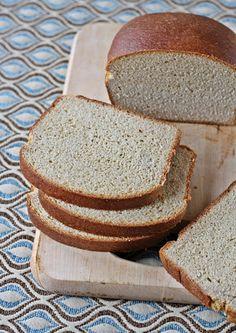 Honey Whole Wheat Bread (Bread Machine recipe)