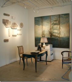 Raymond Goins ~ love the art!