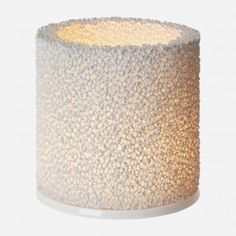 Iittala Fire Votive white, 11 cm