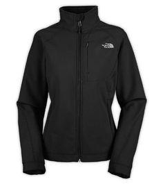 Women North Face Apex Bionic Jacket Black For Sale