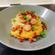 Sensevenlig brændende kærlighed med sød kartoffelmos | amatoerkokken