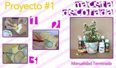 ¿Quieres darle vida a una maceta y hacerla increíble?  ¡Hoy les compartimos este gran proyecto de pintura decorativa paso a paso!  Te llevamos paso por paso en el desarrollo del proyecto y te recomendamos los materiales necesarios. Te esperamos en: www.facebook.com/123manualidades