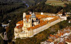 Abadia Beneditina de MELK. de El nombre de la Rosa