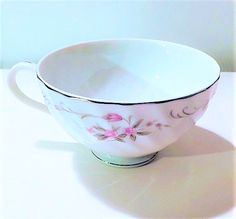 Gold Standard Genuine Porcelain China Tea Cup by MaidenLongIsland