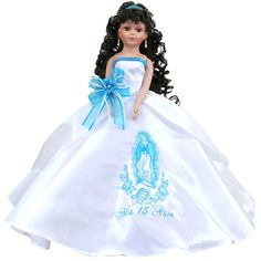 Doll Q2107 Quinceanea Dolls - Free shipping over $60 at www.misquinceano.com