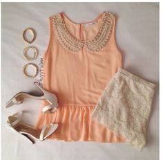 Simple yet stunning partyoutfit. For summer. Look Fashion, Teen Fashion, Fashion Outfits, Fashion Sets, Sophia Loren, Summer Outfits, Casual Outfits, Cute Outfits, Summer Fashions