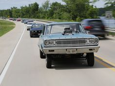 HOT ROD Power Tour 2015: Official Routes, Dates, Locations, Registration, and FAQ