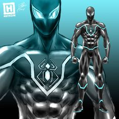 Want to discover art related to spidersona? Check out inspiring examples of spidersona artwork on DeviantArt, and get inspired by our community of talented artists. Black Cartoon Characters, Superhero Characters, Comic Book Characters, Comic Book Heroes, Spiderman Suits, Spiderman Art, Amazing Spiderman, Marvel Dc Comics, Marvel Heroes