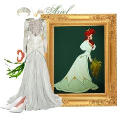 """""""Historically Correct: Ariel"""" by merahzinnia on Polyvore"""