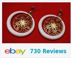 Joan Rivers white gold Croco circle Pattern dangle Pierced Hoop Earrings | eBay http://www.ebay.com/itm/Joan-Rivers-white-gold-Croco-circle-Pattern-dangle-Pierced-Hoop-Earrings-/152645230943?ssPageName=STRK:MESE:IT