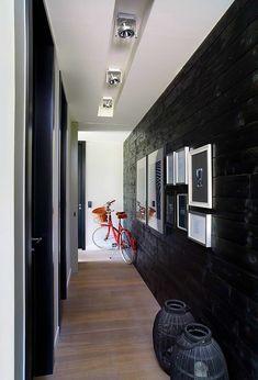 Dům u lesa Modern Barn House, Concrete, Studios, New Homes, Architecture, Building, Home Decor, Design, Hallways