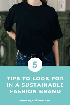 As more sustainable brands come to the scene, it is becoming more confusing for consumers to make the right decisions. Here some tips to find out if your favourite fashion brand is truly sustainable! Eco Clothing, Clothing Tags, Fast Fashion, Slow Fashion, Ethical Fashion, Fashion Brands, Recycle Old Clothes, Second Hand Clothes, Sustainable Fashion