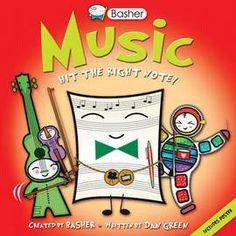 Basher Basics: Music(Paperback):9780753430835
