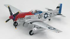 "Hobby Master 1:48 North American P-51D Mustang ""Jersey Jerk"", USAAF"