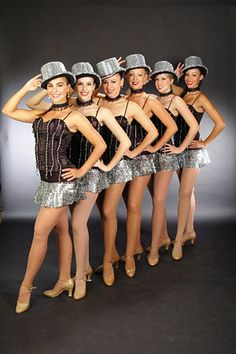 cabaret dancers | ... dancers who bring instant entertainment and create the 'WOW' factor