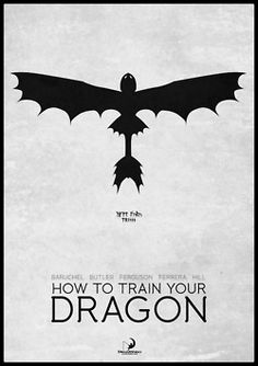 How to Train Your Dragon! One of the best and favorite Dreamworks movie ever!