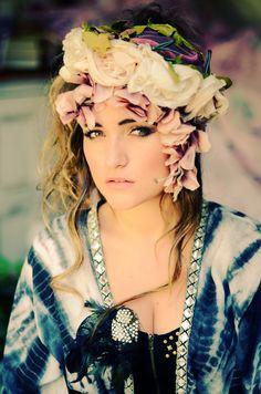 Boho Gypsy   Shirlie Kemp  she is just gorgeous too.