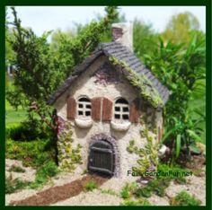Ivy House Fairy House 511