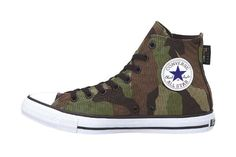 The Converse Chuck Taylor Cordura Combines High Quality & Style #military #menswear trendhunter.com