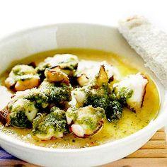 たこのエスカルゴ風 | 河合真理さんの料理レシピ | プロの簡単料理レシピはレタスクラブニュース