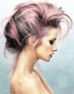 Wedding Hairstyles - Beauty (make-up And Hair) - Inspiration . Up Hairstyles, Pretty Hairstyles, Wedding Hairstyles, Party Hairstyle, Coiffure Hair, Great Hair, Awesome Hair, Big Hair, Hair Dos