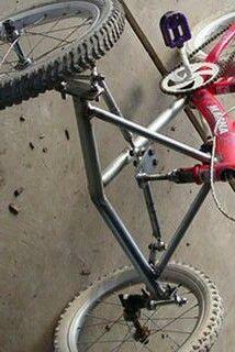 Reverse trike Three Wheel Bicycle, Bike Cart, Go Kart Buggy, Velo Design, Tricycle Bike, Reverse Trike, Motorized Bicycle, Cargo Bike, Pedal Cars