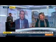 Manlio Di Stefano (M5S) a RaiNews24 1/2/2017