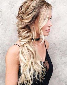 side ponytail | Pinpanion